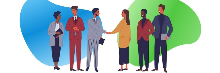 As a nonprofit business, finding partnerships can be a struggle, but it's not impossible. Here are 4 tips to secure partnerships with for-profit businesses.