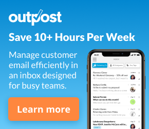 Save 10+ Hours Per Week with Outpost