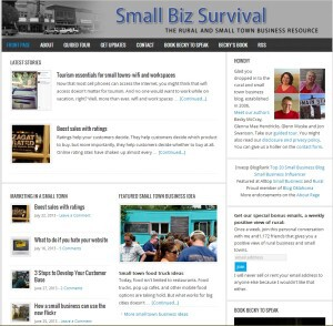 Small Biz Survival local marketing blog