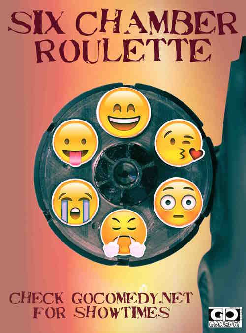 6 Chamber Roulette poster