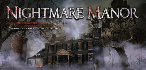 Nightmare Manor poster
