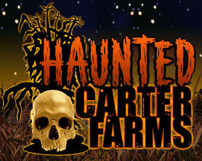 Haunted Carter Farms poster