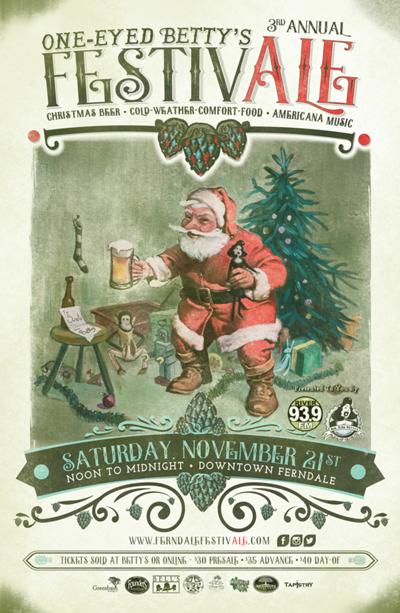 FestivALE 2015 poster