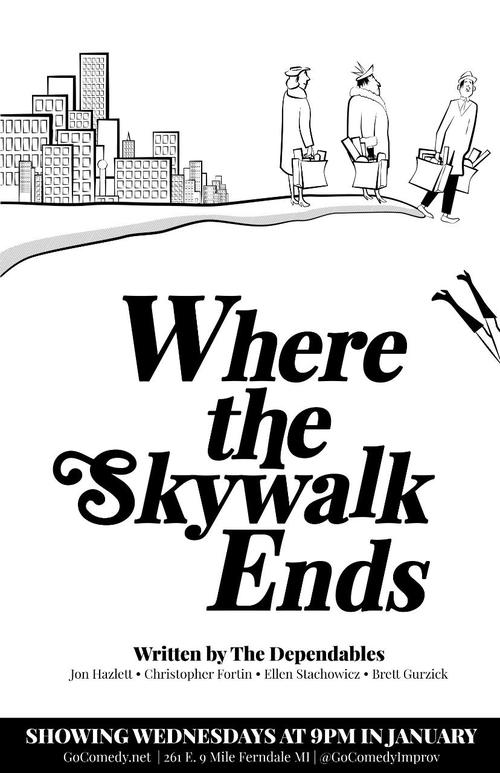 Where the Skywalk Ends poster