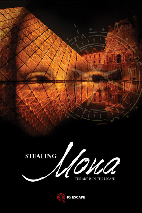 Stealing Mona poster