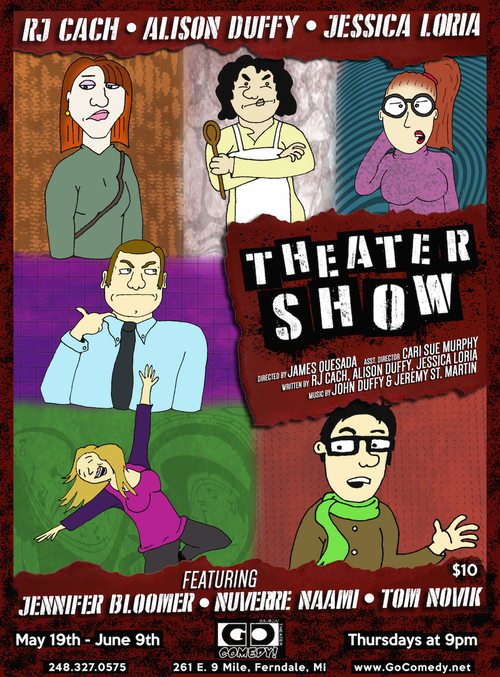 Theater Show! poster