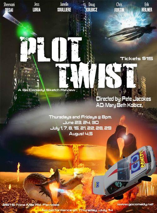 Plot Twist! poster