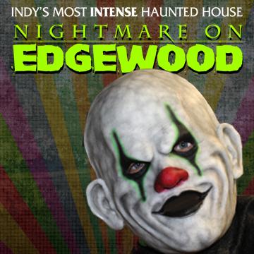 Nightmare On Edgewood poster