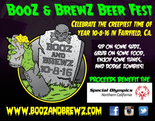 BooZ & BrewZ Beer Festival image