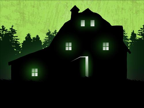 3-Story Haunted Barn poster