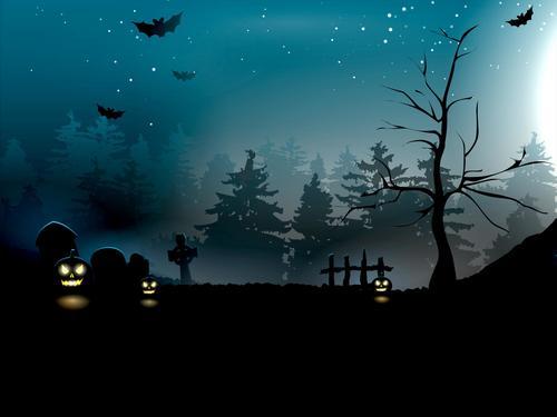 Spooky Land - 3D Maze poster