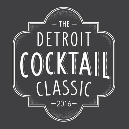 Detroit Cocktail Classic 2016 poster