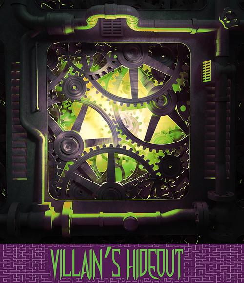 Escape The Villain's Hideout poster