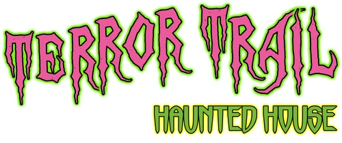 Terror Trail Haunted House and Zombie Paintball Adventure 2016 poster