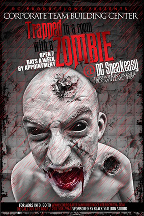 Escape From A Room Trapped with A Zombie - Still Hungry 2 image