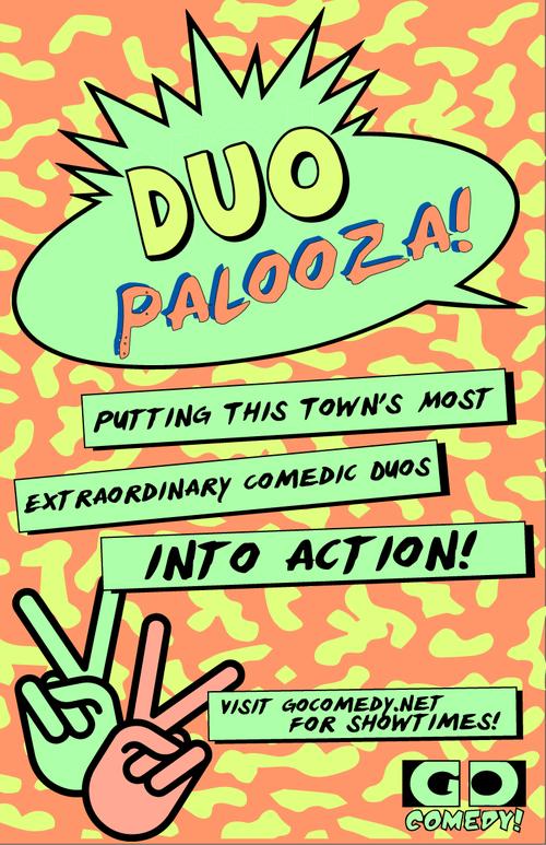 DuoPalooza poster