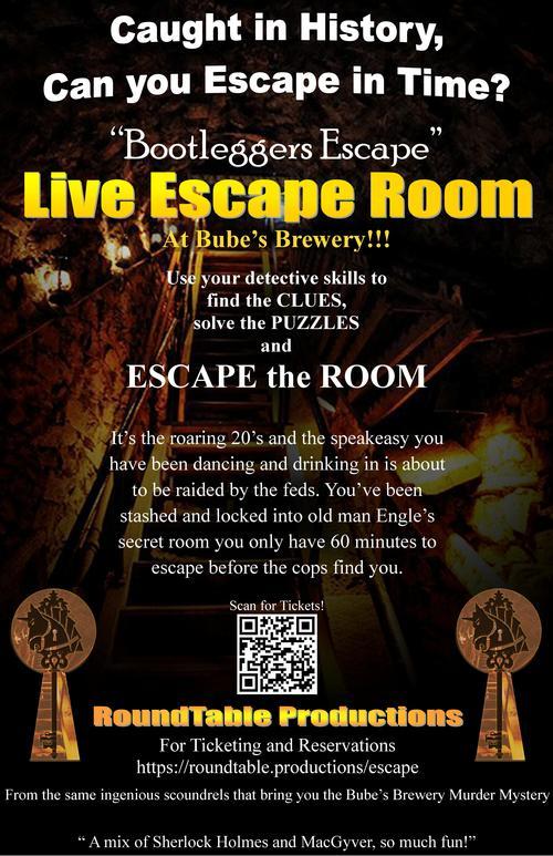 Bootleggers Escape  image