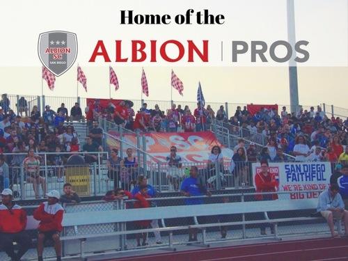 Albion PROS VIP Season Pass poster