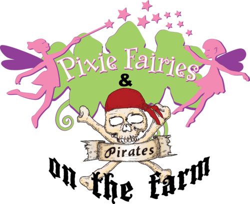 2017 Pixie Fairies & Pirates on the Farm (JUNE 3rd & 4th) poster