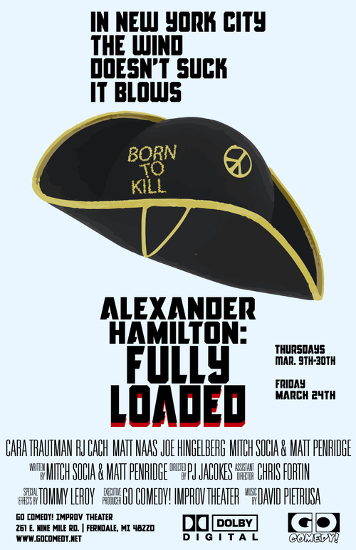 Alexander Hamilton: Fully Loaded poster