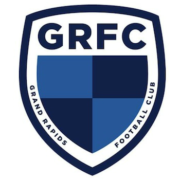 GRFC vs Lansing United poster
