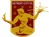 AFC Ann Arbor vs Detroit City FC poster