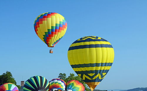 2017 Hudson Valley Hot-Air Balloon Festival image