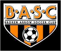 Tulsa Athletic - Broken Arrow Soccer Club Summer Camp poster