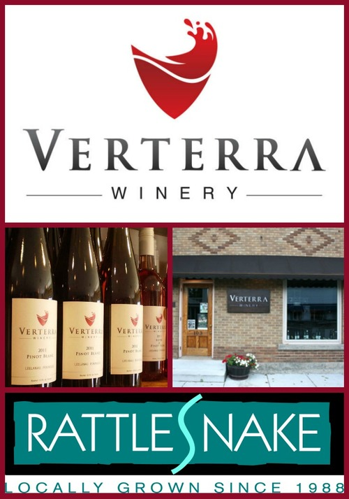 Chef's Dinner ft Verterra Winery poster