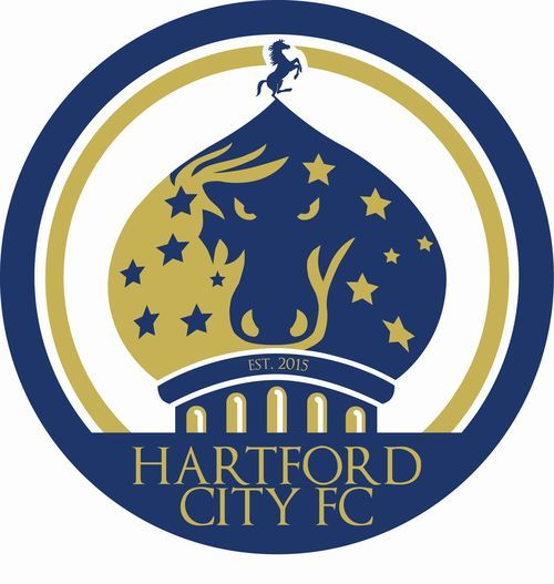 Hartford City FC vs Boston poster