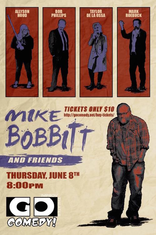 Mike Bobbitt Live! image