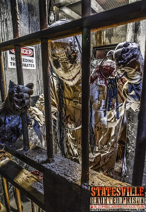 Statesville Haunted Prison 2017 image