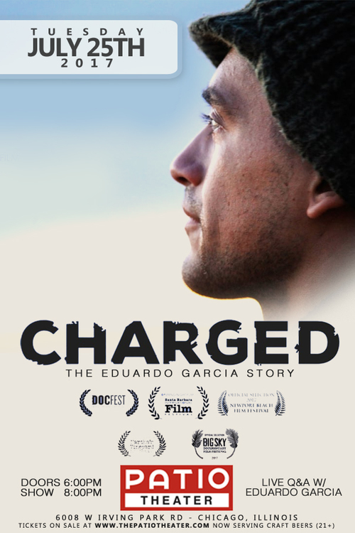 CHARGED | Documentary Premier  poster