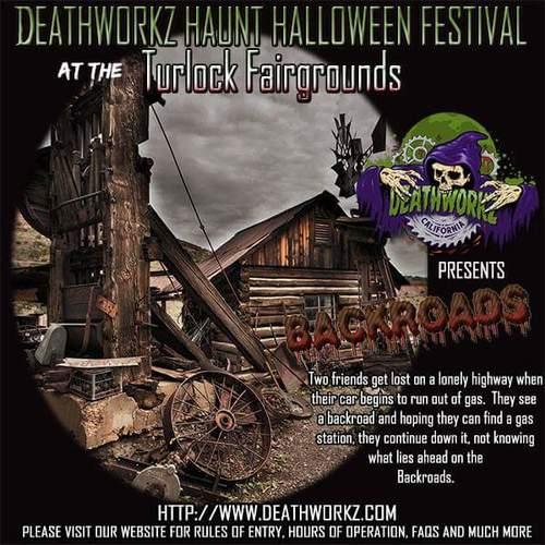 Deathworkz Haunt Halloween Festival  image