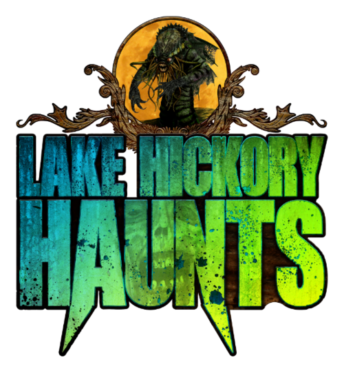 Lake Hickory Haunts poster