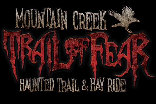 Mt Creek Trail of Fear poster
