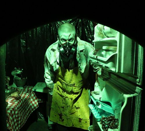 The Last Carnival Haunted House image