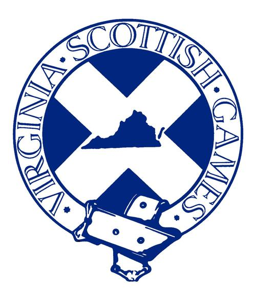 2017 Virginia Scottish Games poster