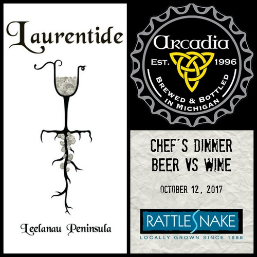 Chef's Dinner / Beer vs Wine image