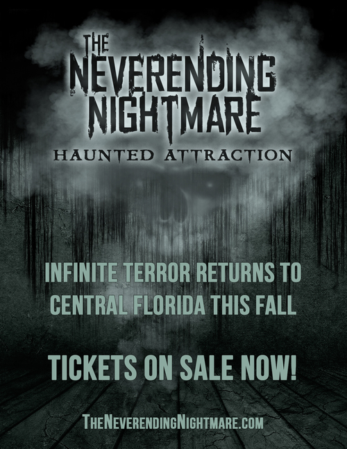 The Neverending Nightmare Haunted Attraction 2017 image