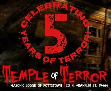 Temple Of Terror poster