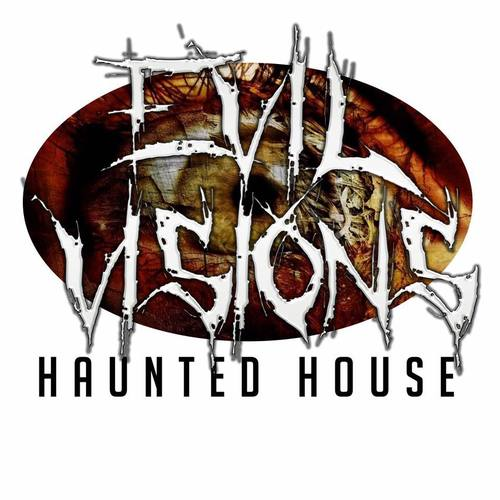 Evil Visions Haunted House 2017 poster