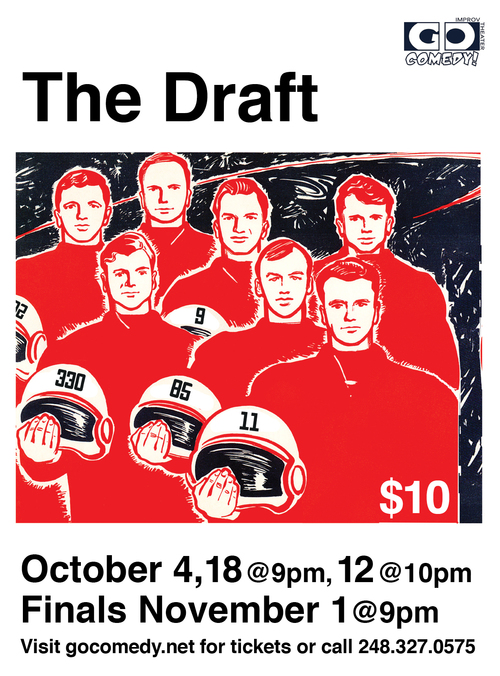 The Draft poster