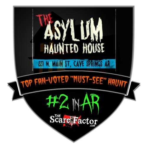 The Asylum Haunted House  poster