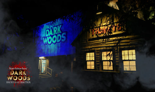 Dark Woods Haunted House 2017 image
