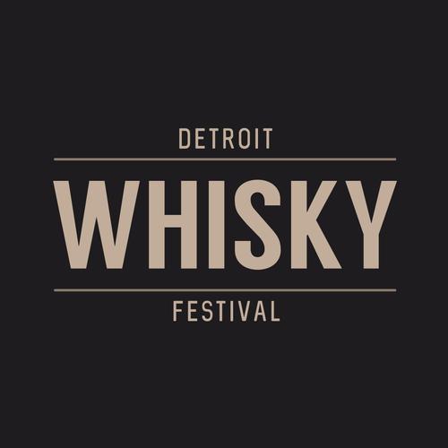 Detroit Whisky Festival 2018  poster