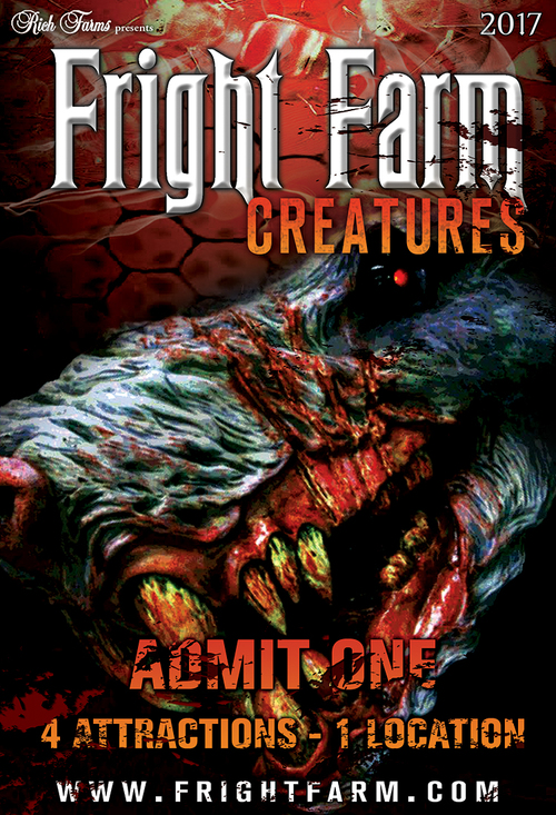 Fright Farm poster