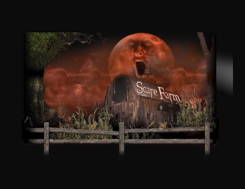 Scare Farm  poster