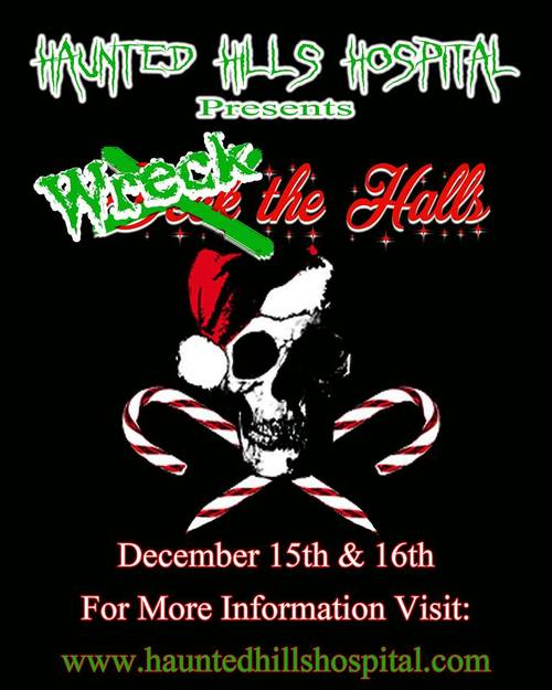 Wreck the Halls poster