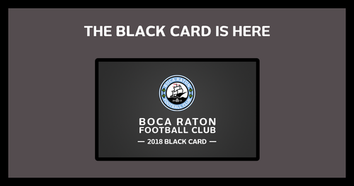 2018 Season Passes NPSL - Black Card image